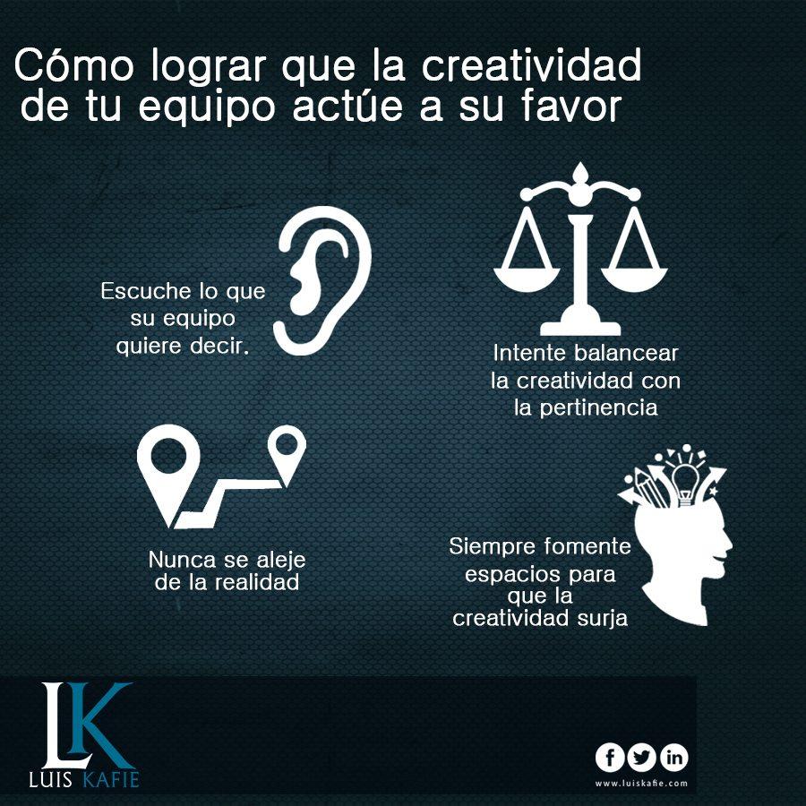 creatividad laboral